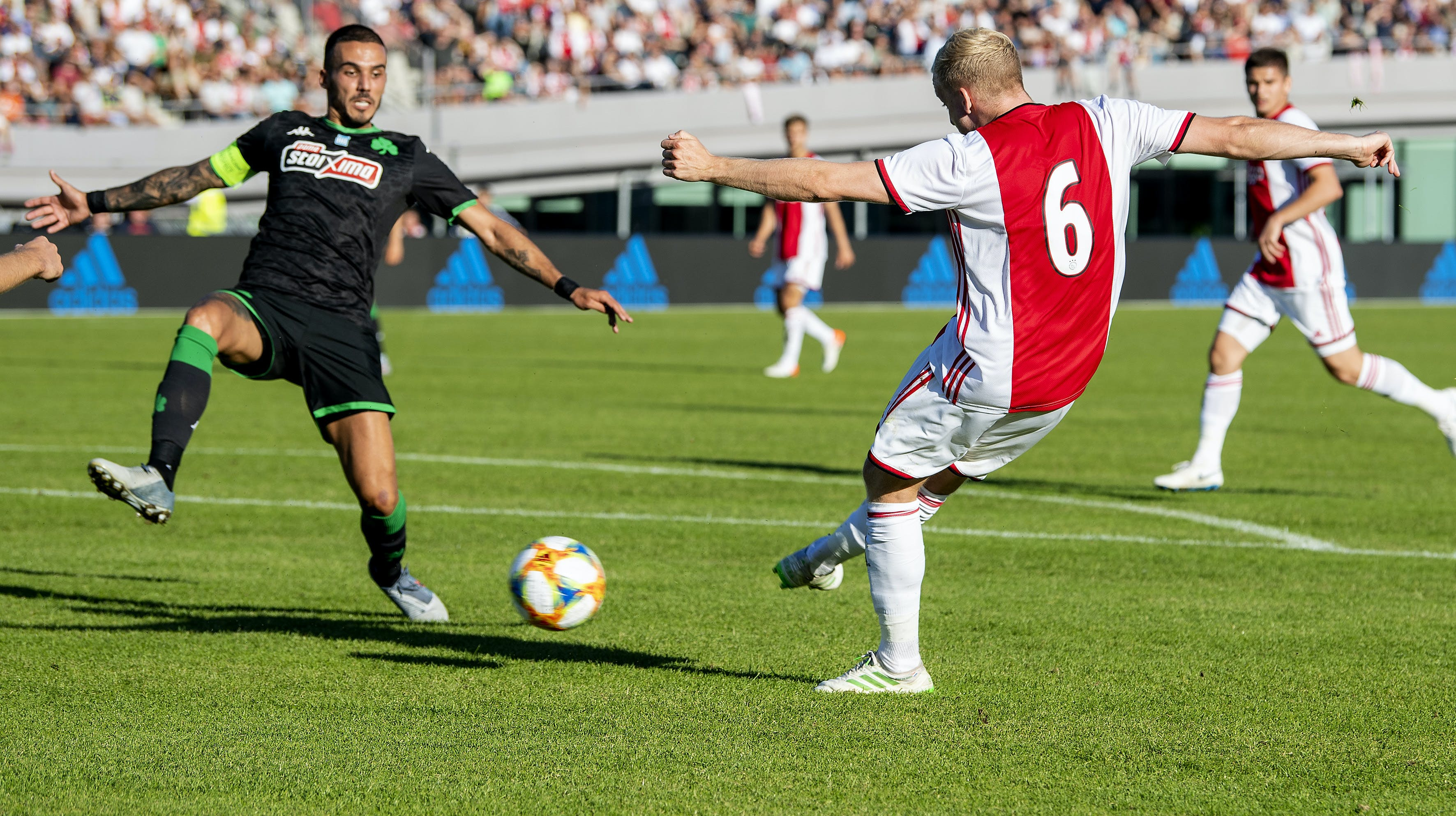 Samenvatting Ajax - Panathinaikos