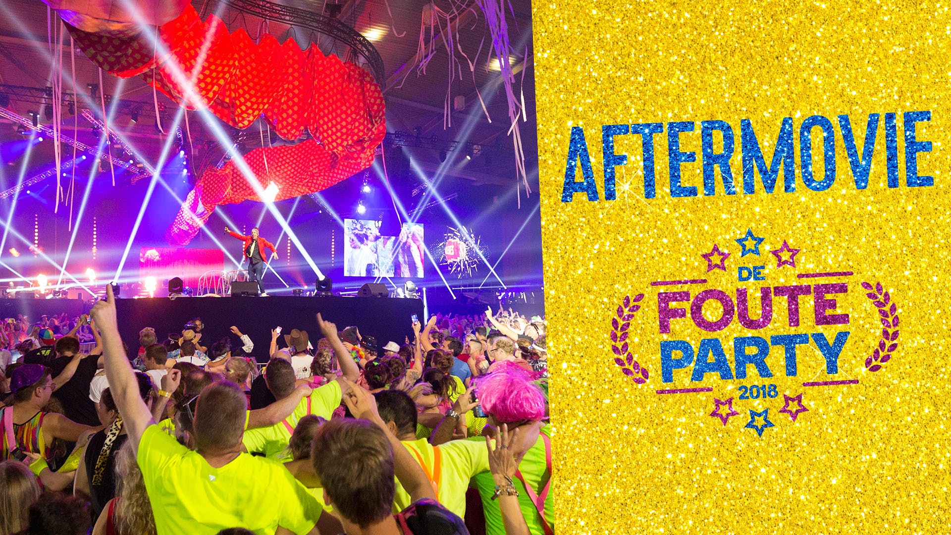 Aftermovie Foute Party 2018