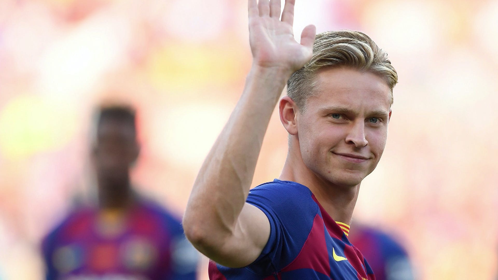 "Vader Frenkie de Jong over competitie en FC Barcelona: ""We hopen dat 'ie in de basis start"""